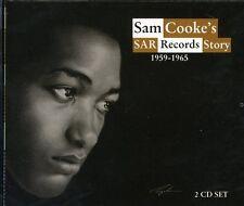 Sam Cooke - Sam Cooke's Sar Records Story [New CD]