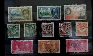 BRITISH COLONIES NORTHERN RHODESIA    G056       Free Shipping