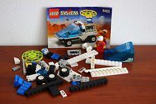 Lego Town Space Port Set 6453-1 Com-Link Comlink Cruiser Free Shipping