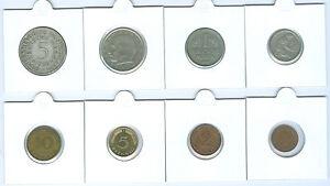 Rfa Série de Monnaie Légale Très Beau ( 8,68 DM ) ( au Choix Entre : 1958 - 1965
