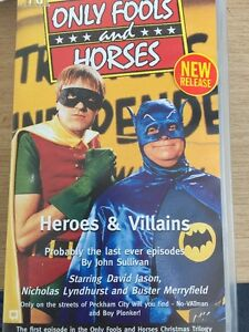 Only Fools And Horses  Heroes amp Villains - CHAPEL-EN-LE-FRITH, Derbyshire, United Kingdom - Only Fools And Horses  Heroes amp Villains - CHAPEL-EN-LE-FRITH, Derbyshire, United Kingdom