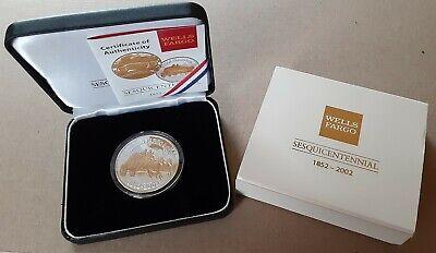 wells fargo sesquicentennial coins