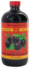 Bernard Jensen - Black Cherry Concentrate Extra Quality - 16 oz.