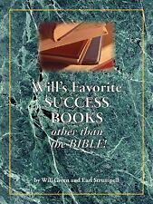 Will's Favorite Success Books Other Than The Bible: The Rule Books of Wealth and