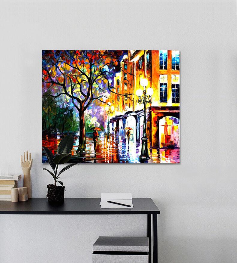 3D Der belebten Straße 632 Fototapeten Wandbild BildTapete Familie AJSTORE DE