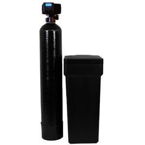 Fleck-built-Fleck-5600sxt-64k-Water-Softener-System-High-Capacity-Black