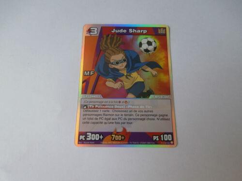 Carte Inazuma Eleven Jude Sharp Football Ardent !!!