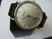 NEW a.b.art Gents Quartz Watch KLD105 Swiss made * CLEARANCE PRICE* RRP £198