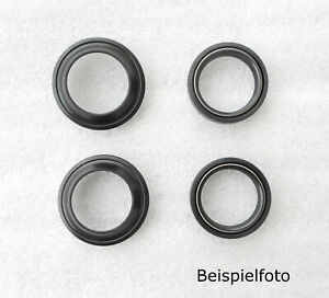 Cagiva-Mito-N1-125-Planet-fork-oil-seals-dust-caps-gasket-sockets-set