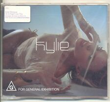 KYLIE MINOGUE On A Night Like This AUS CD 1 Single w/case sticker