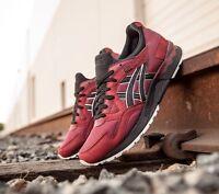 Asics Gel Lyte V Hn6a4 2890 Mens Running Shoes Pomegranate/black