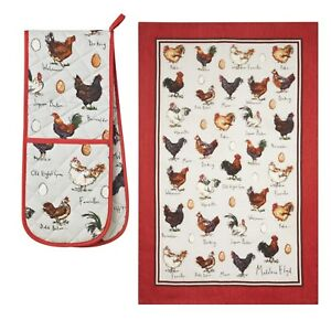 Rooster Four Double Gant de Ulster Weavers