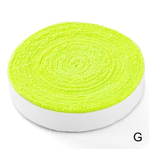 Anti Slip Racket Grip Roll Tennis Badminton Squash Towel reel Big Tape Hand R1I0