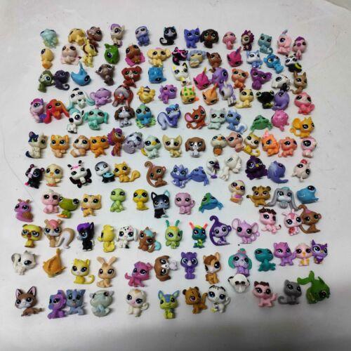 Littlest pet shop LPS Animals Figure 20x big +20x mini Random Pick Lot40PCS