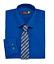 NEW-JF-J-Ferrar-Mens-Slim-Fit-Dress-Shirt-amp-Tie-Set-size-S-M-L-XL thumbnail 6