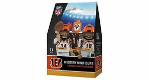 CINCINNATI BENGALS MYSTERY PACK OYO MINIFIGURE ANDY DALTON A.J. GREEN WHO DEY ?