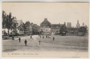 France-Tarjeta-Postal-Bethune-COLOCAR-DE-LILLE-LL-N-4-A145