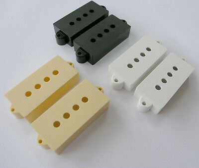 2 X P-style Bass Guitar Pickup Covers Pc7