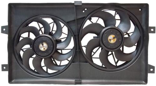 Radiator And Condenser Fan For Chrysler Sebring Dodge Stratus CH3115122