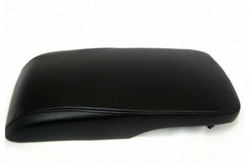 Fits 13-18 Toyota Avalon Console Armrest Cover Synthetic Leather Black