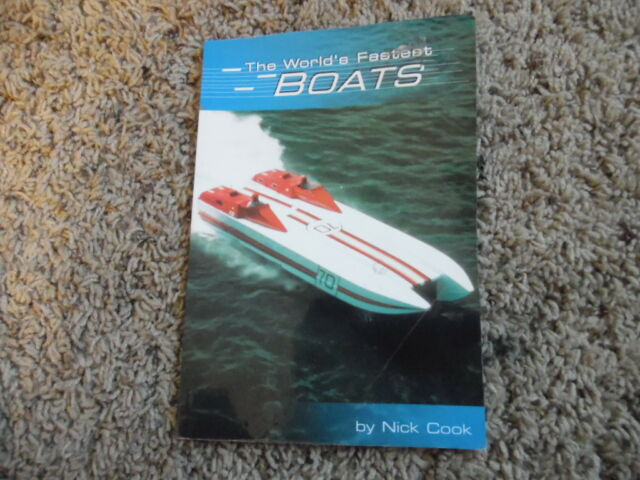Built for Speed: The World's Fastest Boats by Nick Cook (2000, Paperback)