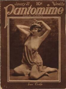 Pantomime-Magazine-16-Nouveau-Riche-Issues-Non-Censored-On-USB