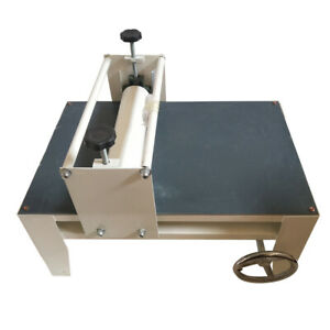 Magnificent Details About Ceramic Clay Plate Machine Slab Roller For Clay Portable Tabletop Adjustable Beutiful Home Inspiration Semekurdistantinfo