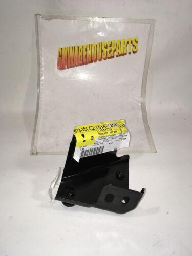 GM OEM Front Bumper-Bumper Cover Support Bracket Left 15147253