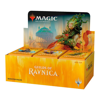 Magic The Gathering Ravnica Booster Magic The Gathering City Of Guilds