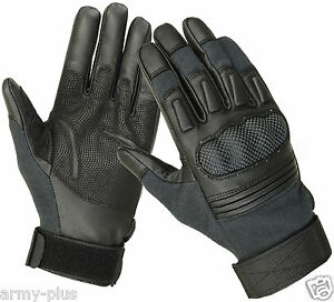 TACTICAL-COMBAT-KEVLAR-HARD-KNUCKLE-GLOVES-DIGITAL-GOAT-SKIN-LEATHER-3-STYLE