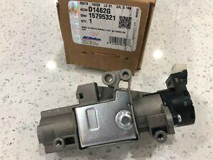 Ignition-Lock-Cylinder-Housing-ACDELCO-W-Passlock-Sensor-GMC-OEM-15795322