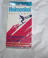Holmenkol Wax -200 Grams Red Powerpack Germany 18f Tp 7f Wax Additives