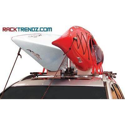 Malone Stax Pro2 MPG115MD 2 Kayak Rack Kayak Transport System