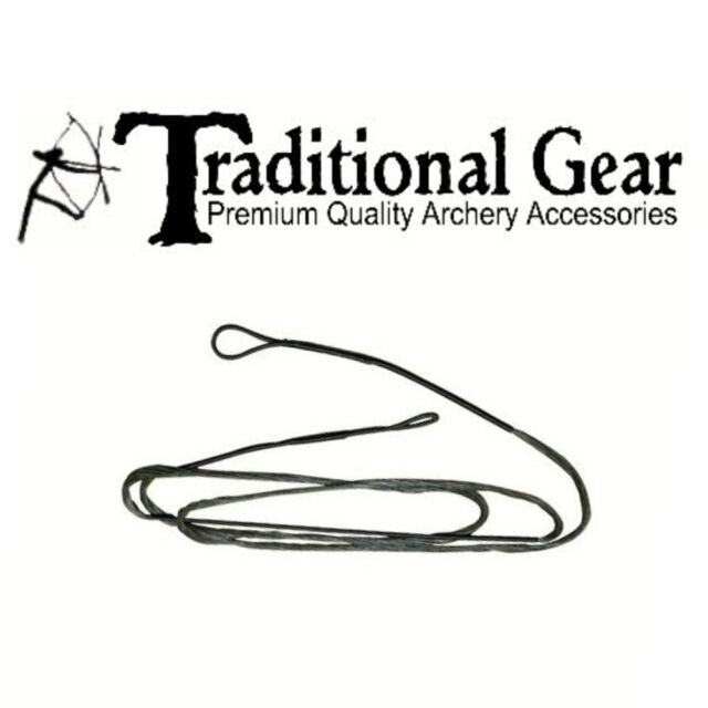 """54/"""" Inch ACTUAL LENGTH B-50 CAMO RECURVE BOW STRING Archery 16 STRAND Bowstring"""