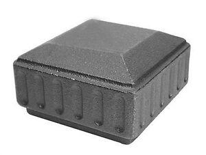"FITS 2/"" X 2/"" POST #9352 CAST IRON FENCE POST CAP"