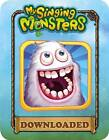 My Singing Monsters Downloaded by Egmont UK Ltd (Paperback, 2015)