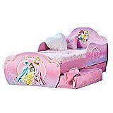 Worldsapart lit Junior avec tiroirs Princesses Disney 8