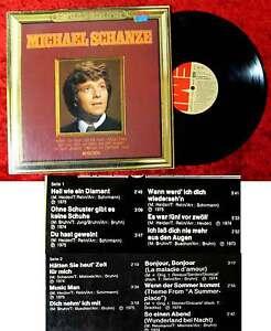 LP Michael Schanze: Starportrait (EMI 1C 064-29 639) D 1975