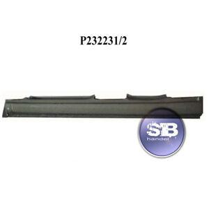 schweller reparaturblech rechts neu ford focus bj 98 04 ebay. Black Bedroom Furniture Sets. Home Design Ideas