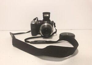 Fujifilm Finepix S8100fd 10.0MP Digital Camera w/ Strap Lens Cap