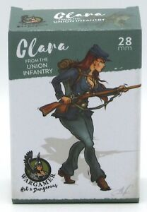 Wargamer-HD-28-14-Clara-from-the-Union-Infantry-28mm-Hot-amp-Dangerous-Female