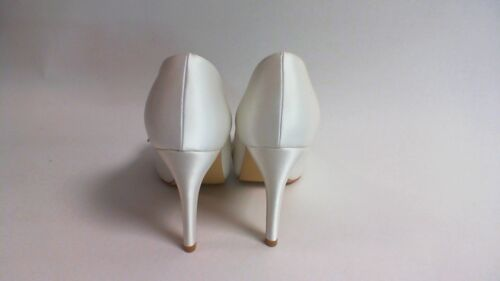 Winter Fabric Shades Uk Wedding White Bridal 766 6 Dyeable 7b504 Shoes HIwqaIR