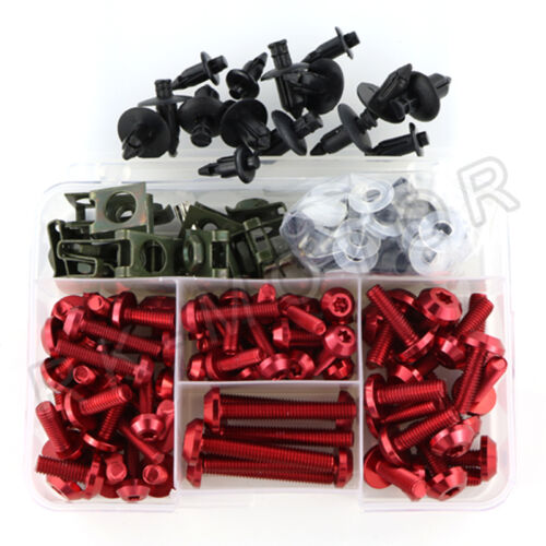 Complete Bolt Motorcycle Fairings Screws Fasteners for BMW HP4 2013-2017