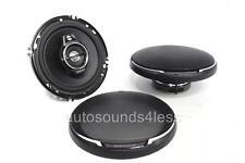 "Kenwood KFC-1695PS 640 Watts 6.5"" 3-Way Coaxial Car Audio Speakers 6-1/2"" New"