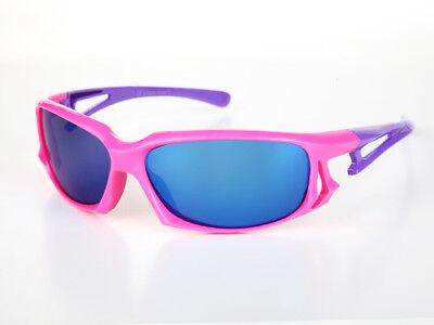 Intellektuell Kinder Sonnenbrille Viper Children's Sunglasses K-99 Rosa Lila
