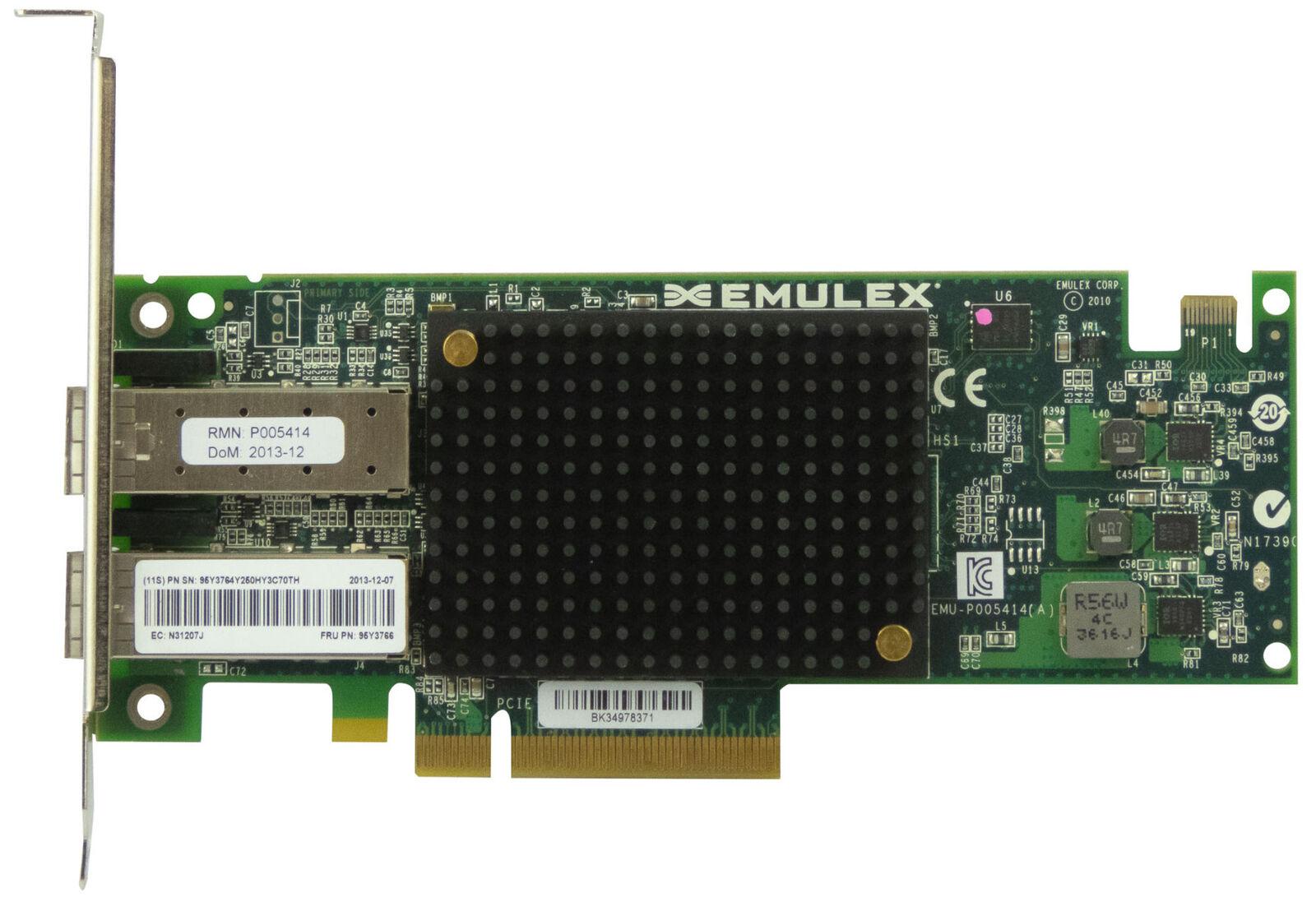 IBM 95y3766 Dual 10gbe sfp + pcie