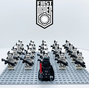Star-Wars-Darth-Vader-First-Order-Executioner-Stormtroopers-21-Minifigures-Toys