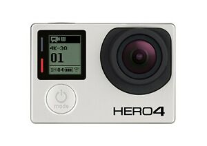 New GoPro HERO 4 Black Edition 4K 1080P Ultra HD Camera Camcorder Wi-Fi Warranty