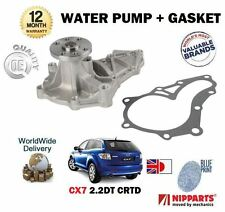 pour Mazda CX7 CX-7 2.2TD CRTD MZR-CD 2009- > NEUF POMPE À EAU + joint kit