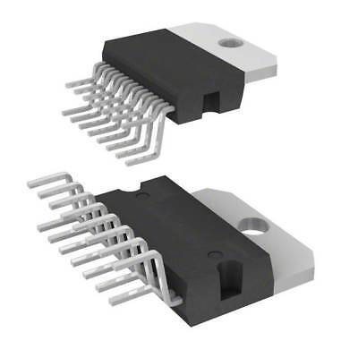 TDA7497  INTEGRATED CIRCUIT MULTIWATT15